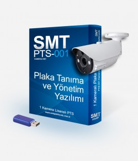 SMT PTS-001 Kameralı Set